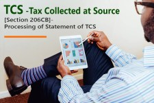 [Section 206CB]- Processing of Statement of TCS