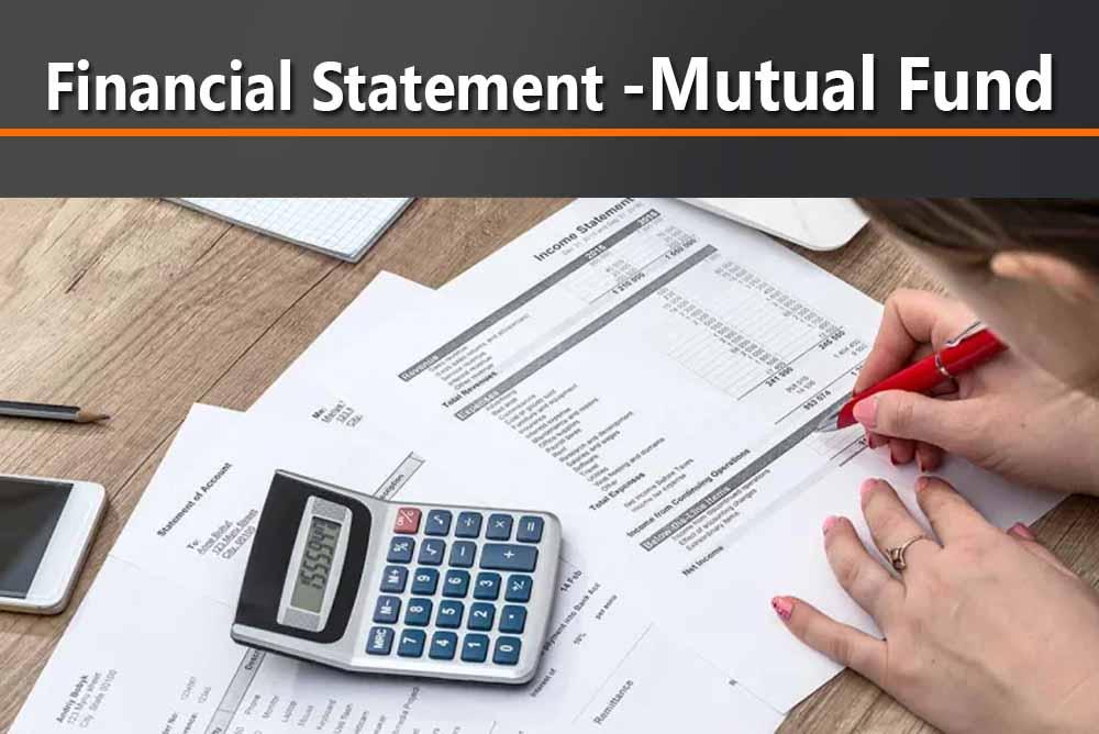 Financial Statement - Mutual Fund