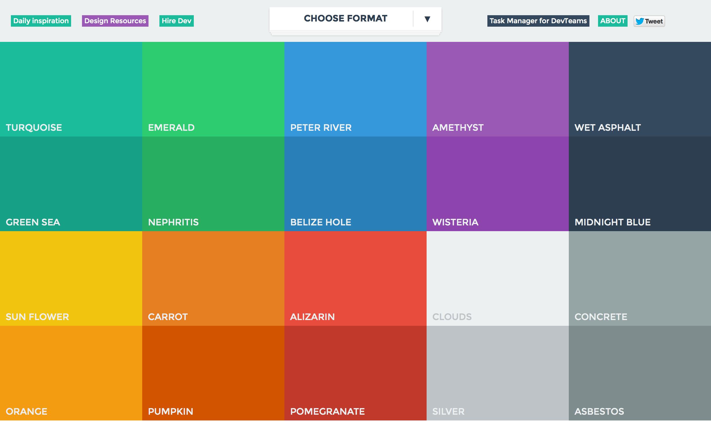 Diseño web: Color de un call to action - Incoming Startup