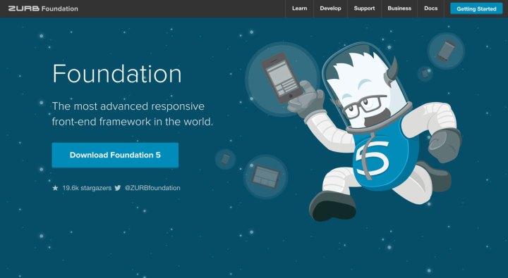 Foundation, uno de los mejores frameworks para CSS.
