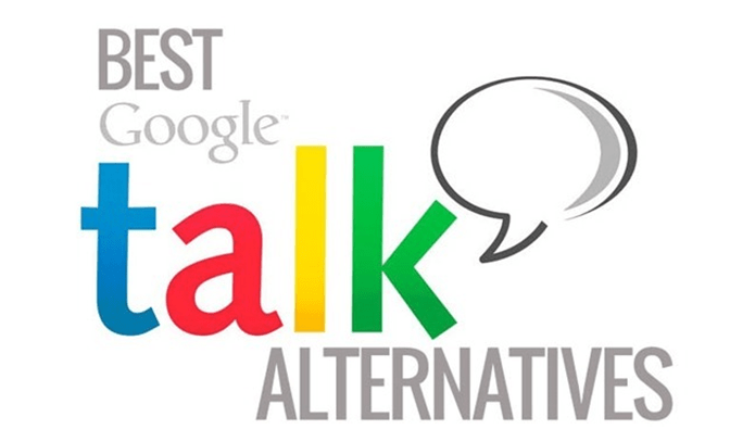 best gtalk alternatives