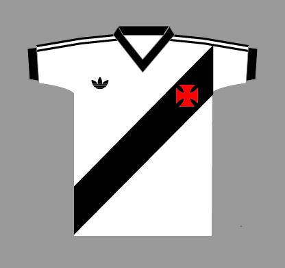 Camisas Vasco (1980 - 2000) (1/6)