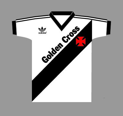 Camisas Vasco (1980 - 2000) (6/6)