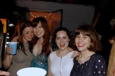 Staff bbs Hannah, Kellie, Taylor, and Joanna