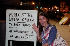 Welcome to the Living Gallery!!!!!!!! Coolest place on the planet