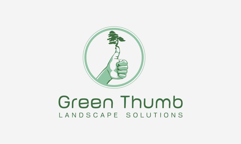 Green Thumb Landscape - Logos Archives Incorpmedia, LLC