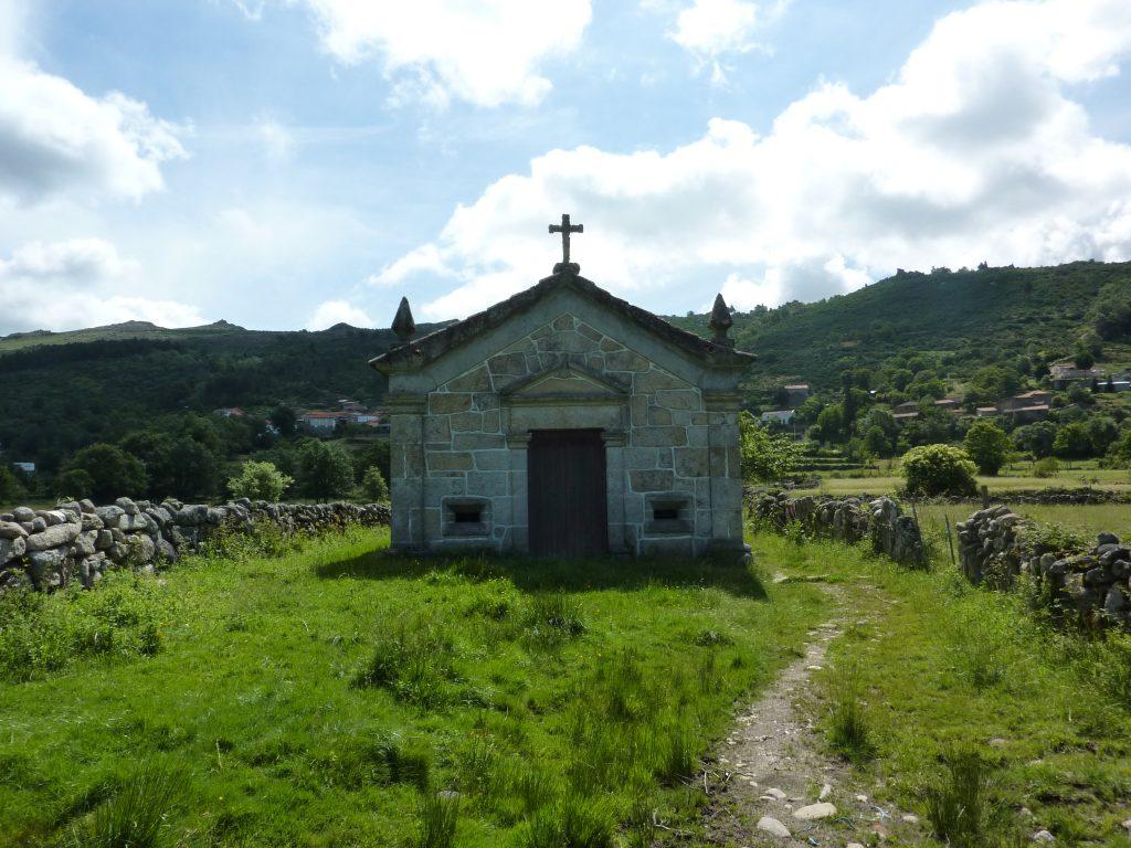 Igreja de São Gonçalo no Vale de Aguiar, em Vila Pouca de Aguiar