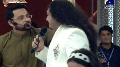 Photo of Eye To Eye With Aamir Liaquat – Roza = Total Makruh