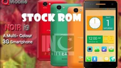 Photo of QMobile Noir i9 Stock ROM Download Link