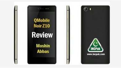 Photo of QMobile Noir Z10 Complete Review by Mohsin Abbas
