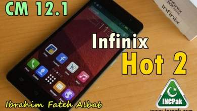 Photo of CM 12.1 for Infinix Hot 2