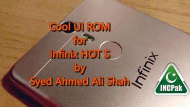 Photo of Cool UI ROM for Infinix HOT S Marshmallow
