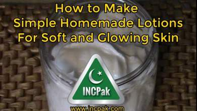 Photo of How to Make Simple Homemade Lotions For Soft and Glowing Skin