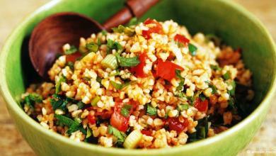 Photo of Bulgur Salad Turkish Recipe