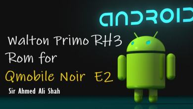 Photo of Walton Primo RH3 Rom for Qmobile Noir E2