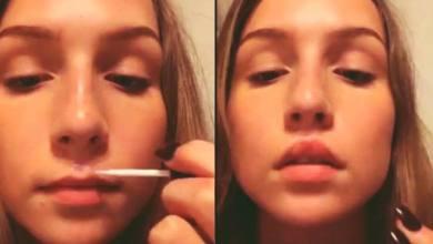 Photo of Superglueing Lips : A Foolish New Beauty Trend