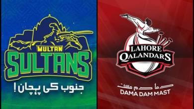 Photo of PSL 2020: Multan Sultans VS Lahore Qalandars – Match 29 Highlights