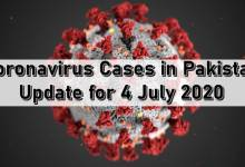 Photo of Coronavirus cases in Pakistan – Update [4 July 2020]