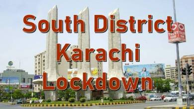 Photo of District South Karachi to be placed under smart lockdown