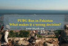 Photo of PUBG Ban in Pakistan – What makes it a wrong decision?