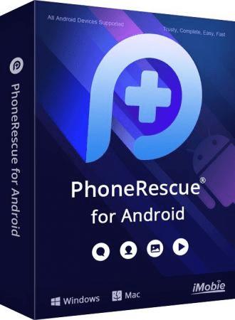 PhoneRescue 6.4.1 Crack + Activation Code Full Version [2021]