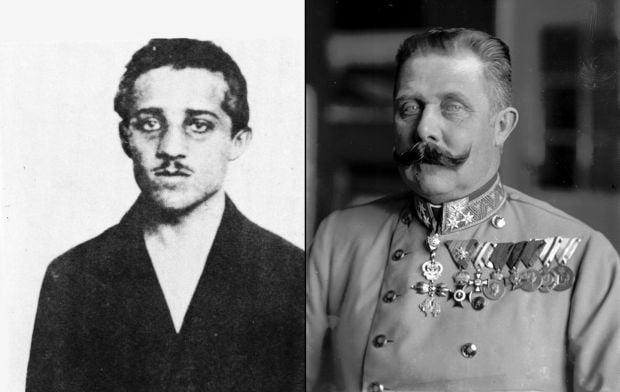 Coincidente - Princip Franz Ferdinand