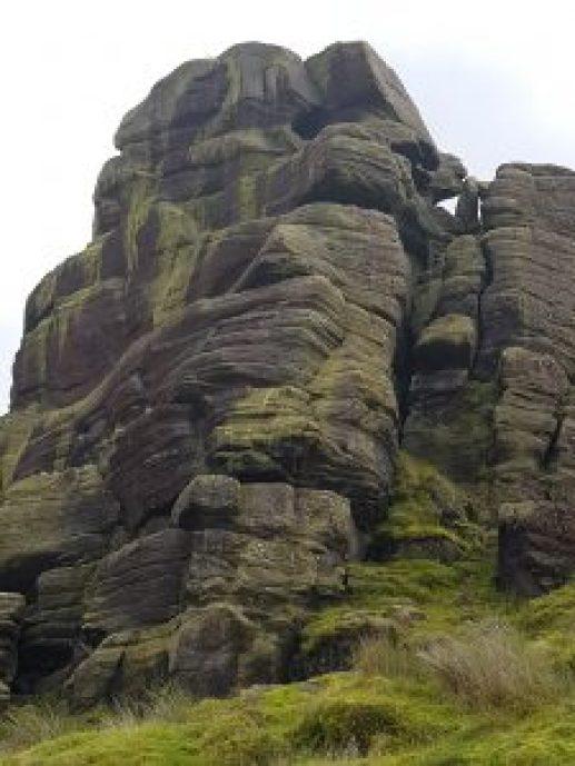 Widdop Crag, Incredible-Creations, Victoria Morris, Lee Nicholson, Dragon, Sculpture, Climbing, climbable