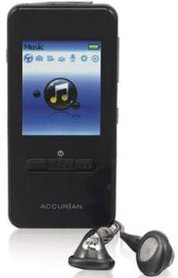 accurian video mp3 player