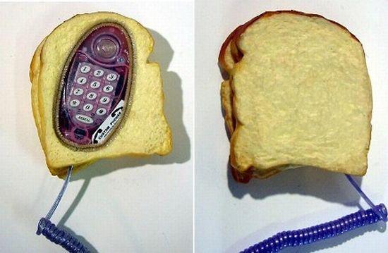 sanwich phone