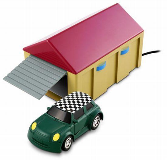 usb rc mini car wgarage