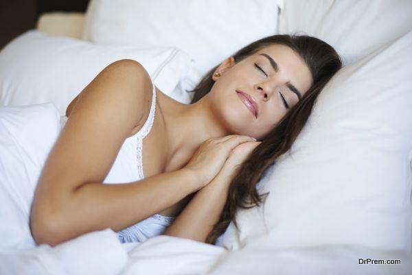 sleeping habit