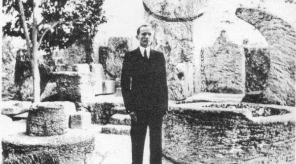 Edward Leedskalnin