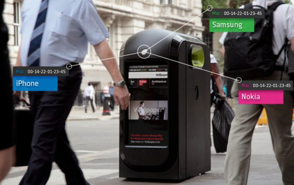 IoT Trash can