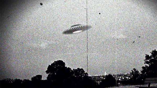 UFO's in American society