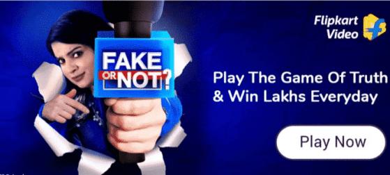 flipkart fake or not fake