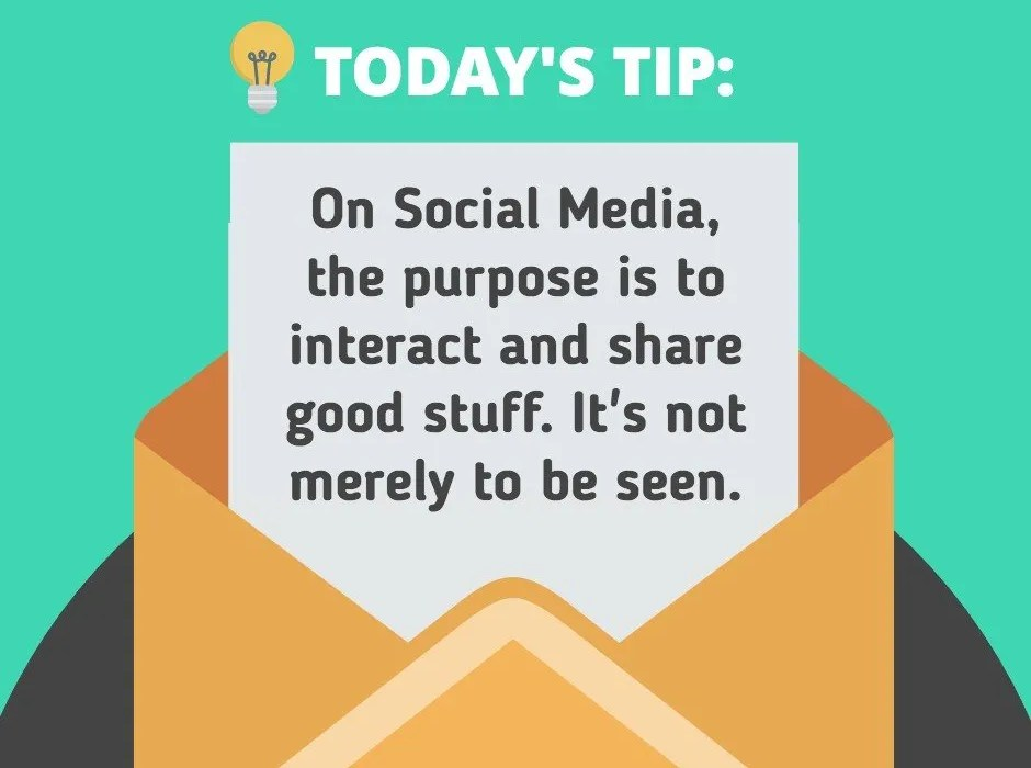 Are you using social media correctly?