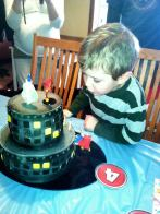 #182- Elijah blows out his candles