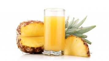 pineapple juice recipe for coughs