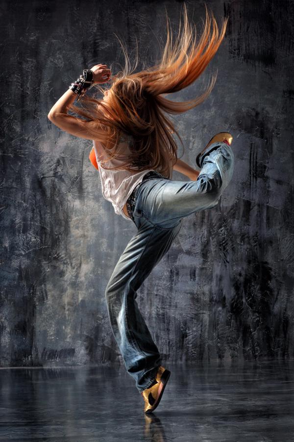 Shaking Dance Photography By Alexander Yakovlev