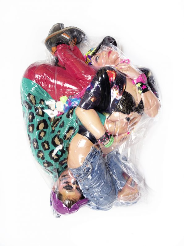 Flesh Love Is A Photoseries Of Couples VacuumSealed Together