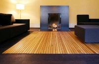A Wood Floor That Rolls Up Like A Rug | Incredible Things
