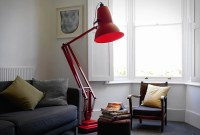 A Giants Desk Lamp is a Regular Persons Floor Lamp