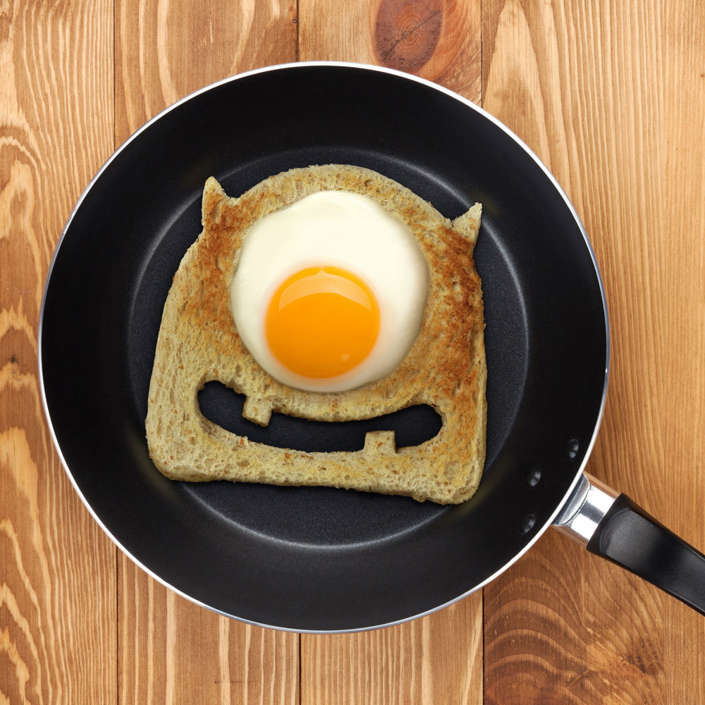 Egg High In Iron