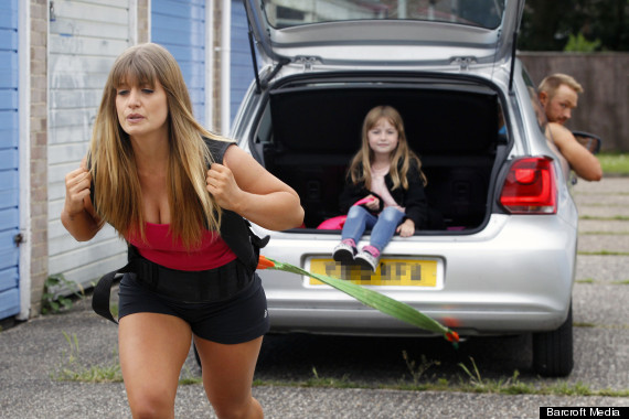 Is This Britain's Strongest Mum?