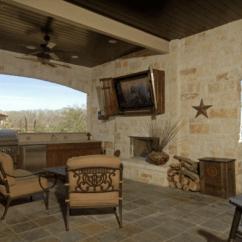 Outdoor Kitchen Cost Sink Spray Hose Increte Of Houston Custom Kitchens