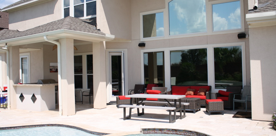 Outdoor Living Spaces For All Seasons Increte Of Houston