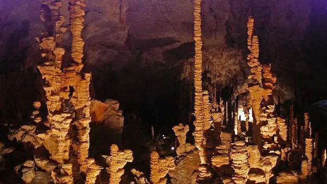 Grottes de l'Ardèche