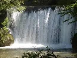 la cascade blanche drome