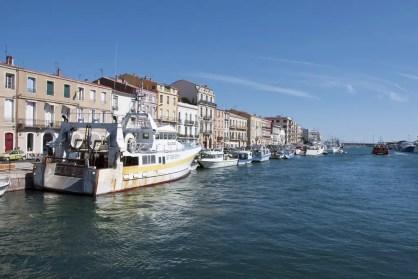 Excursions en bateau à Sète
