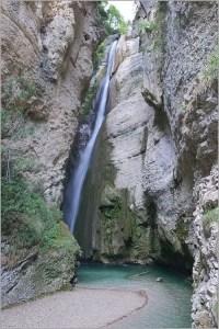 Gorges d'Omblèze
